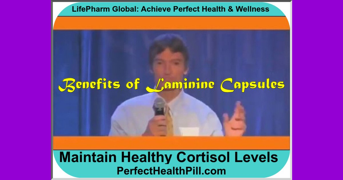 Cardiologist talks about the benefits of Laminine