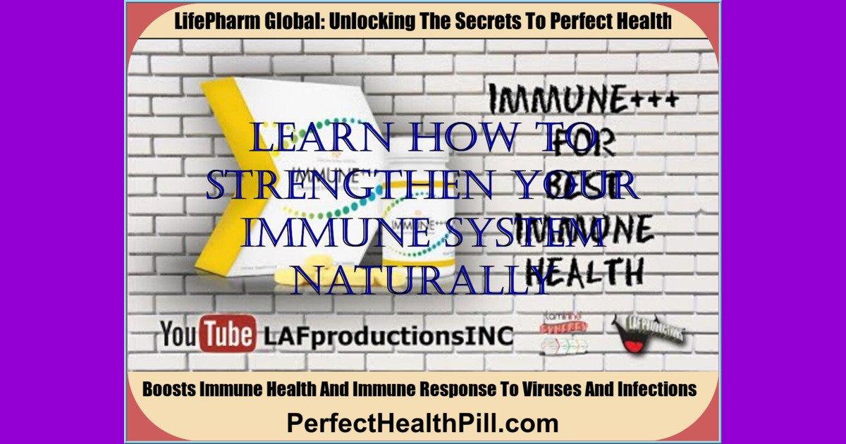 IMMUNE+++ | Best Immune System Booster | Immune Health