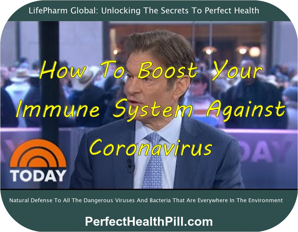 How To Boost Your Immune System Against Coronavirus | TODAY