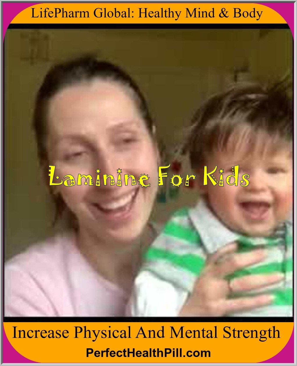 Laminine for kids