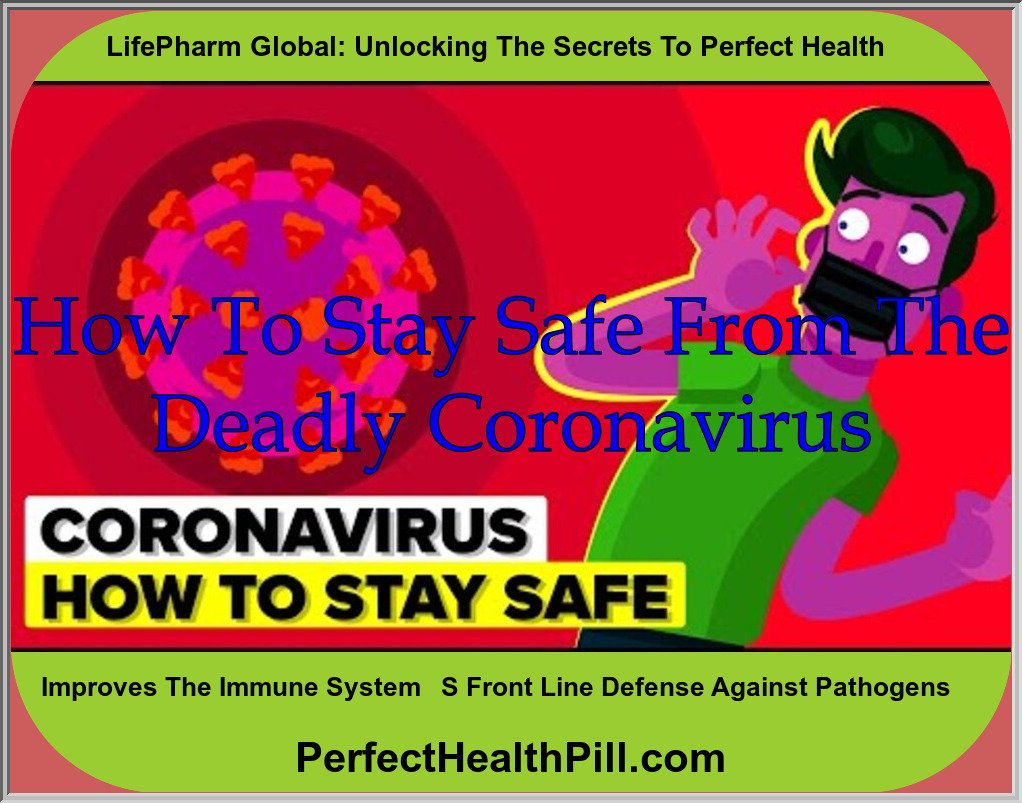 How To Stay Safe From New Coronavirus (COVID-2019)
