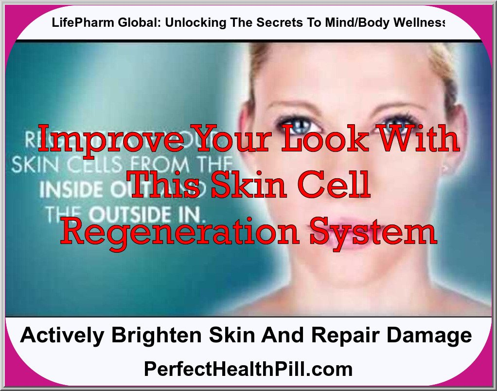 LifePharm Global Network LAMIDERM+LAMININE Skin Cell Regeneration System