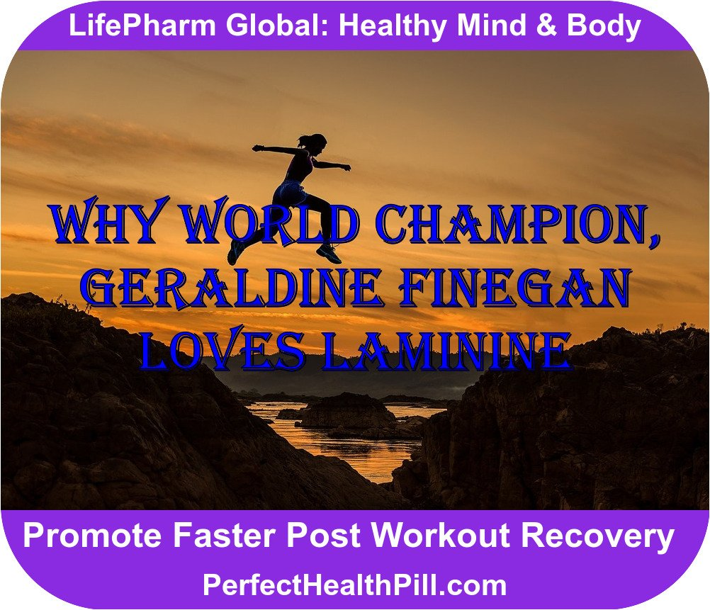 LifePharm Global Network Laminine World Champion, Geraldine Finegan, talks about her experience