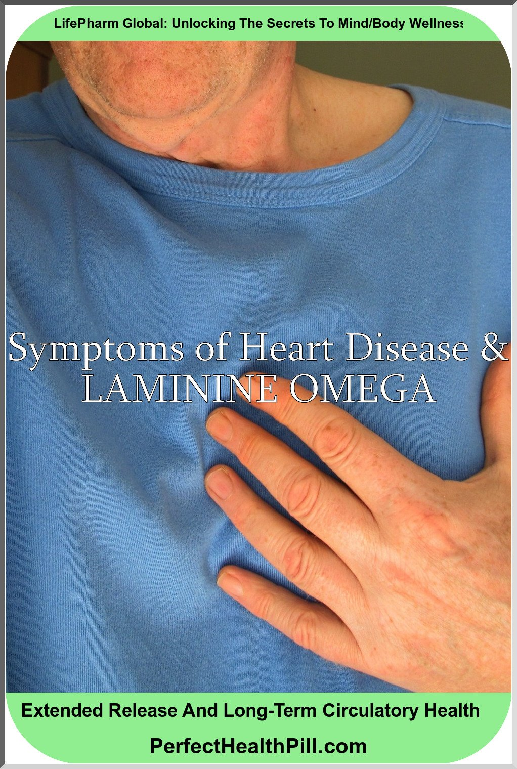 SAVE YOUR HEART WITH LAMININE OMEGA