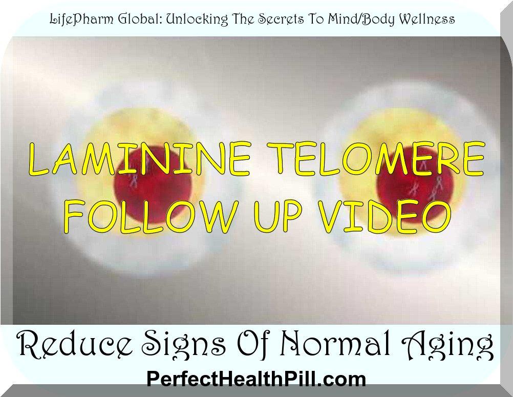 LAMININE TELOMERE FOLLOW UP VIDEO