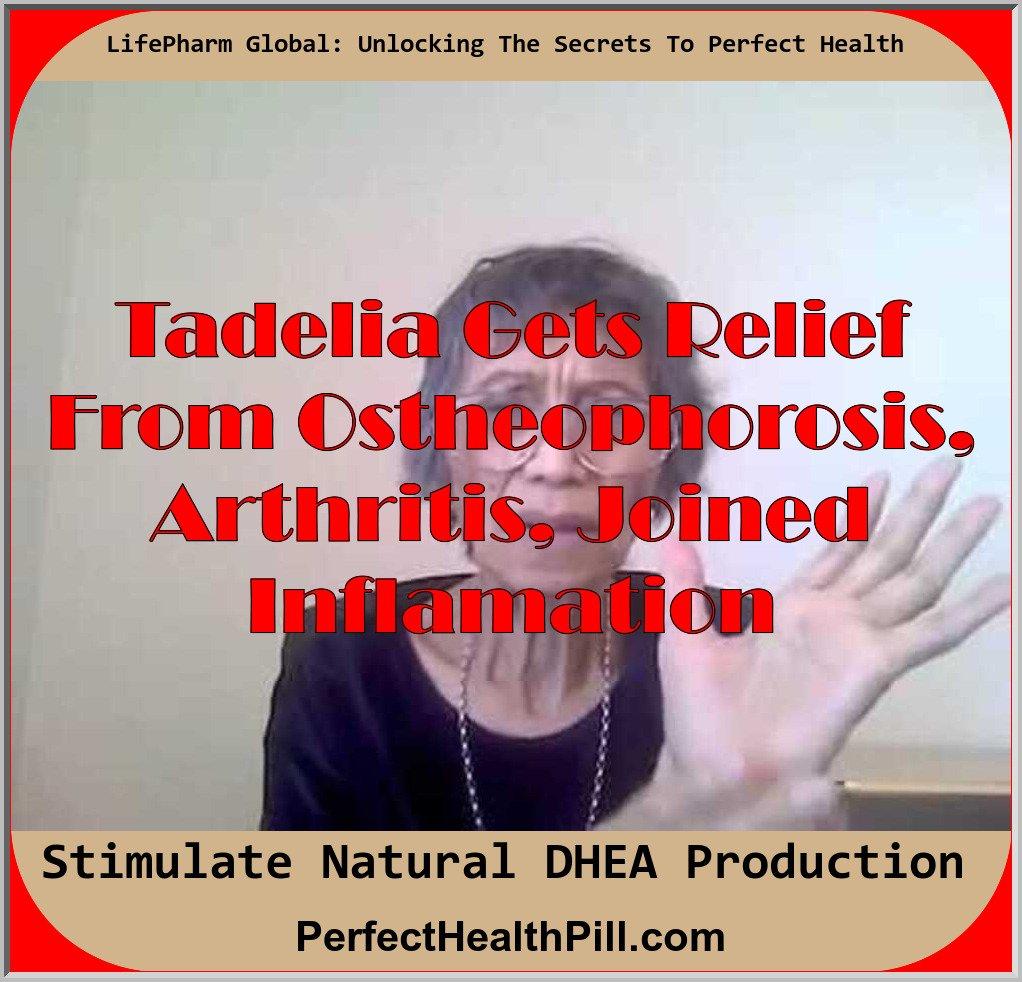 Testimoni Laminine Ostheophorosis, Arthritis, Joined Inflamation 1 YouTube