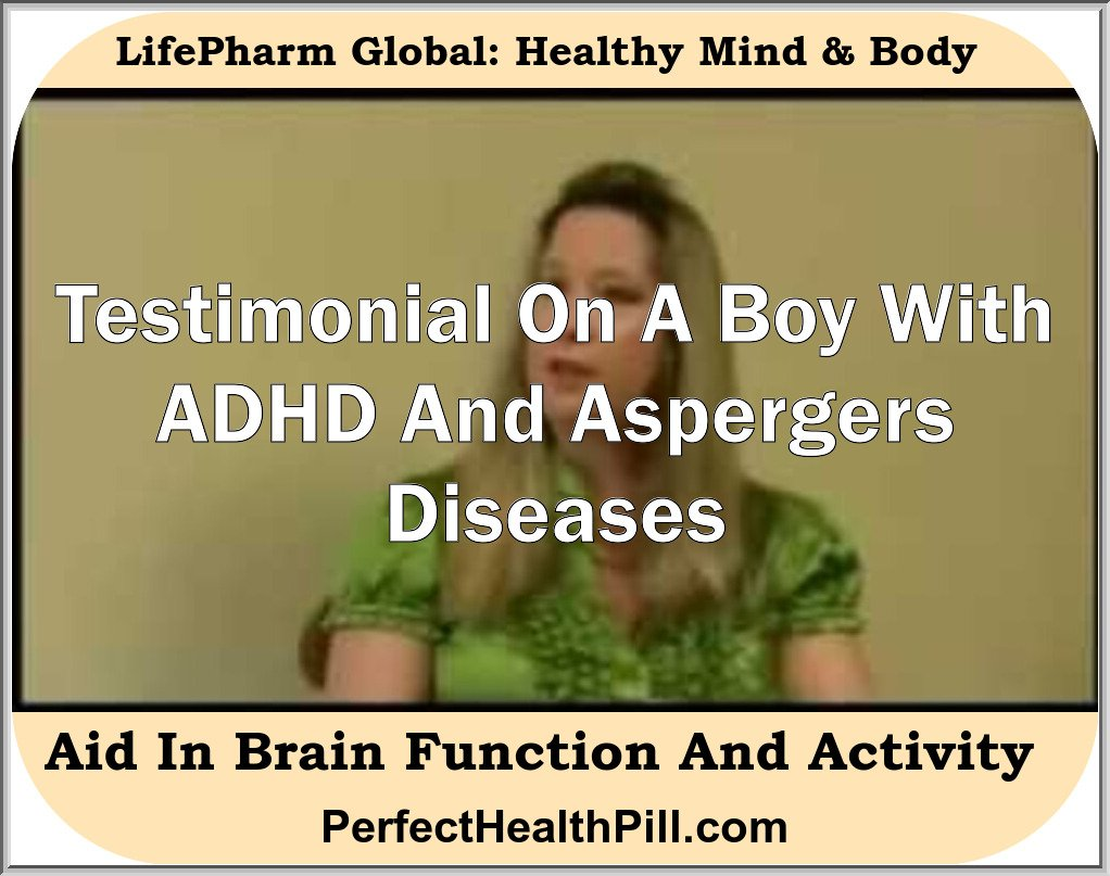 Laminine - Testimonial on ADHD and Aspergers