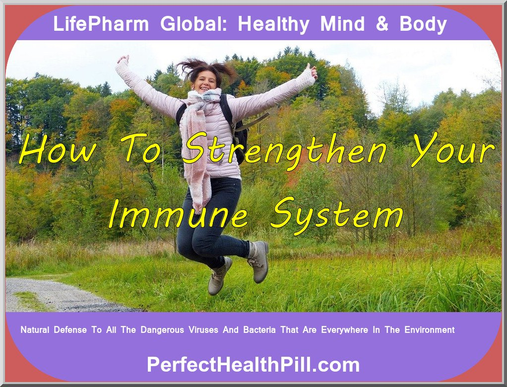 Laminine IMMUNE - To Strengthen Your Immune System