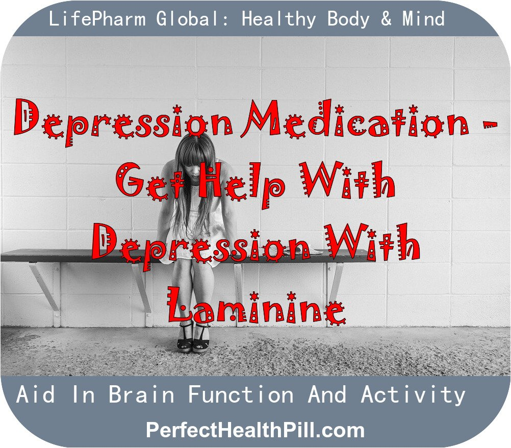 Laminine Testimonials: Suffering from Depression